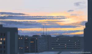 Sundown by DreamyNatalie