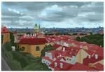 Czech Rooftops