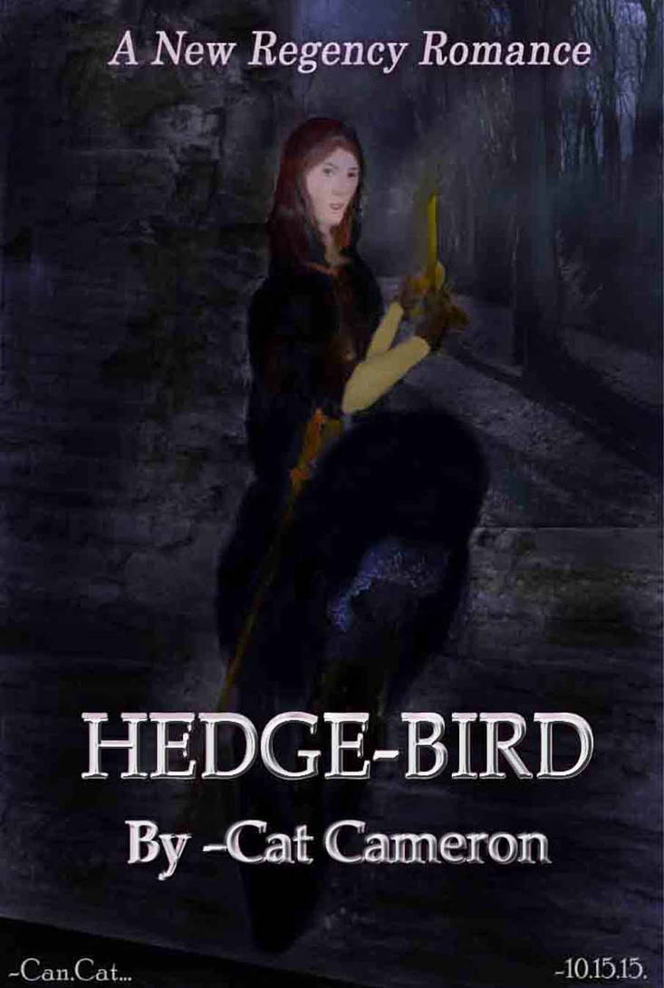 Hedge.Bird, Cover.Art. by Can-Cat