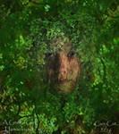 Hamadryad- A Green Girl