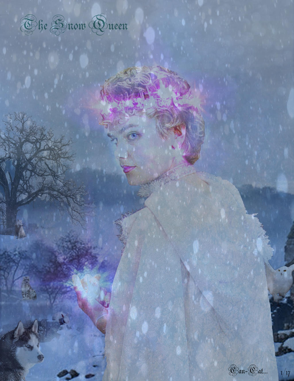 The Snow Queen by Can-Cat