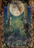 The Moon [Steampunk Tarot].[B] by Can-Cat
