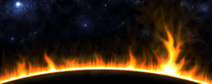 Flare by shaytu