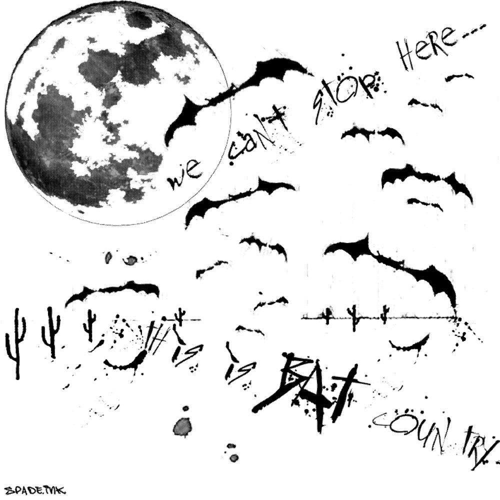 Fear And Loathing Quotes Bats. QuotesGram