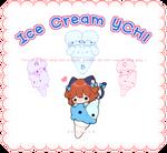 YCH ! Ice Cream Doodles