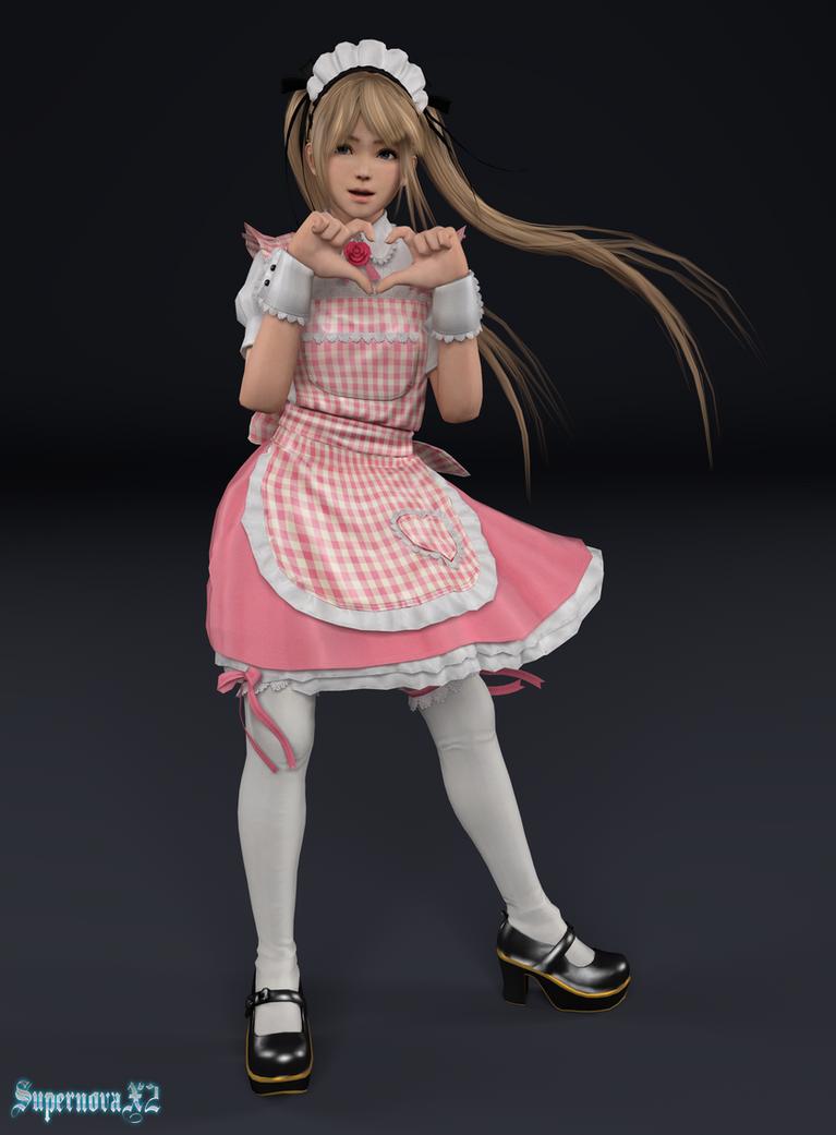 Marie Rose: Maid by Choshinsei-chan