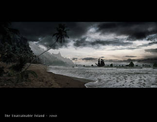 The unattainable island - 2010 by Olivier-Ventura