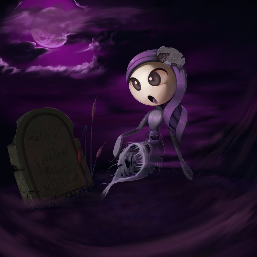 Meloetta - Deceased Forme by TheBoogie