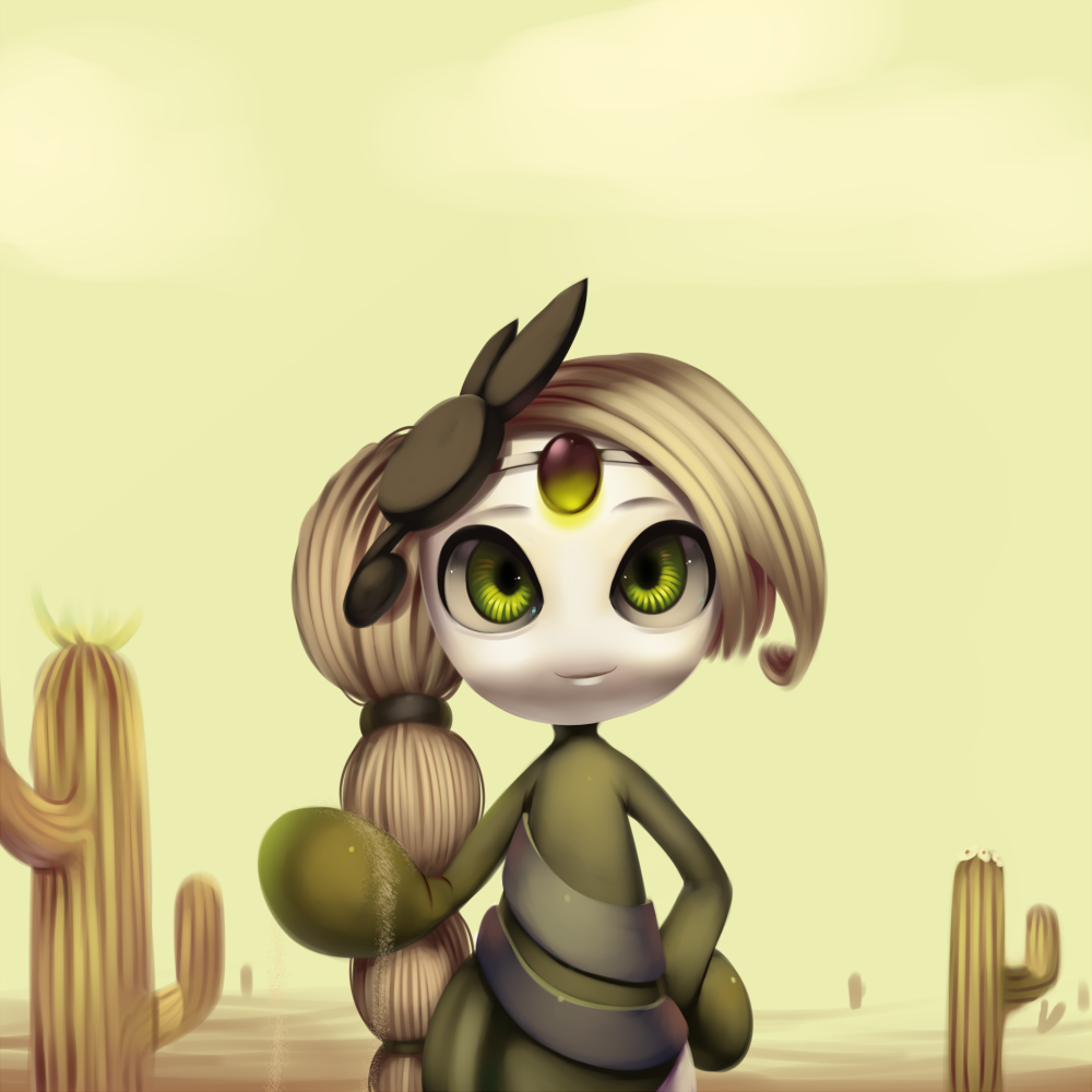 Meloetta - Sand Streamer Form by TheBoogie