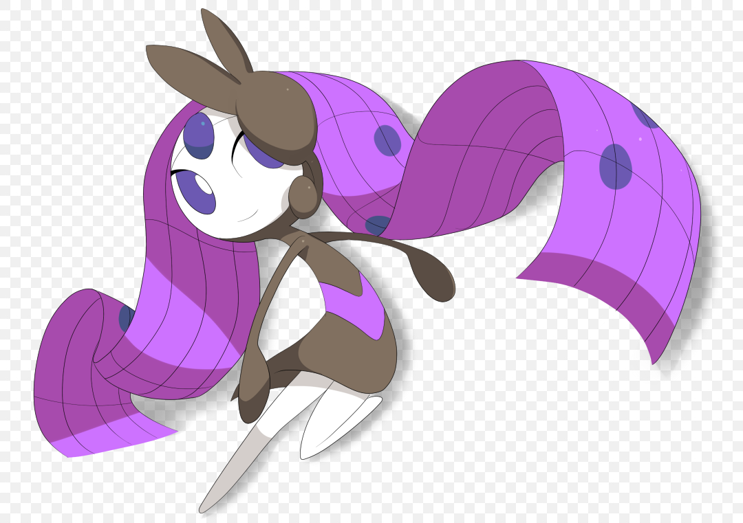 Kinds of Meloetta (form) (Fanmade) by Meloettasingplz on ...