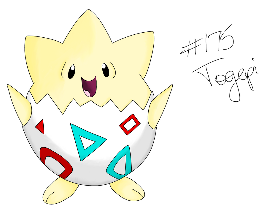 Best Nature For Togepi