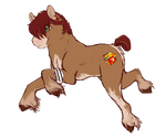 :CT: Clydesdale Pony