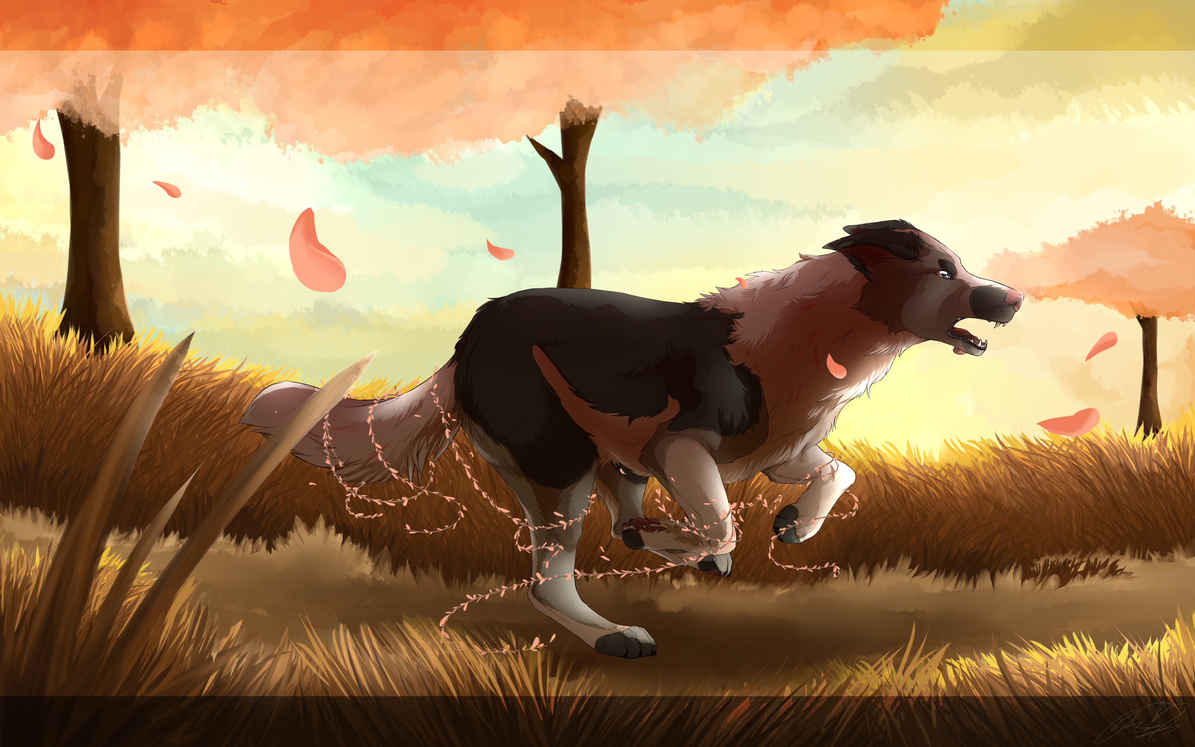 :CE: Morning Jog by SilverPocky