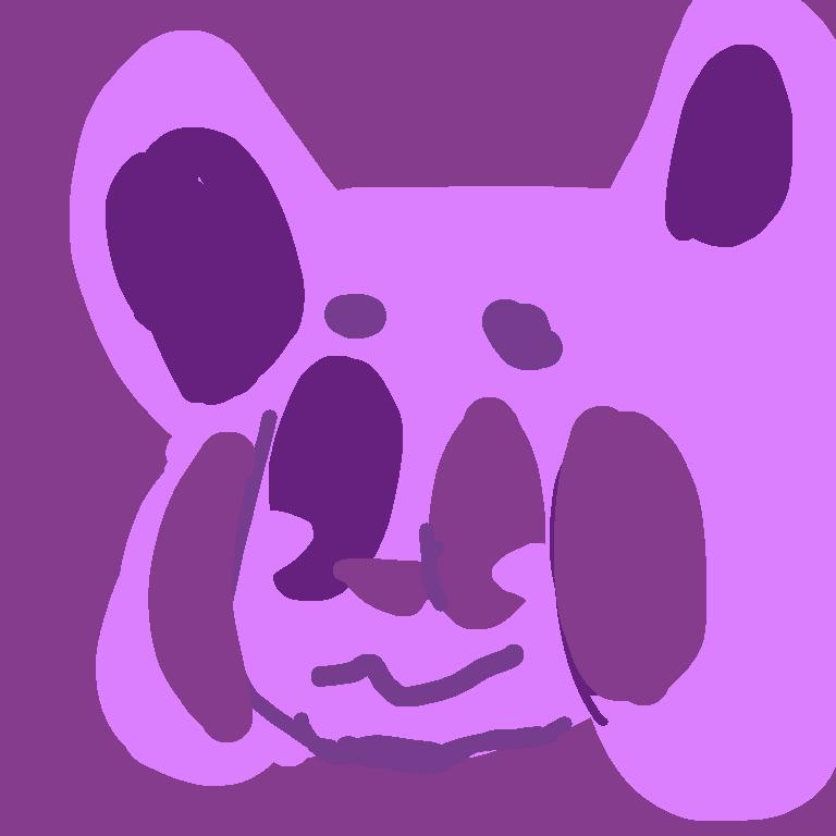 Kittydog template by Leecyishere