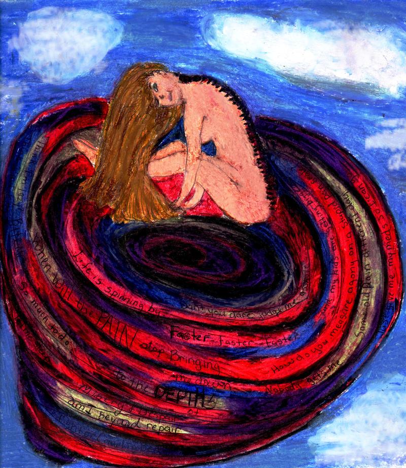 Chronic Pain Tornado by sevymama