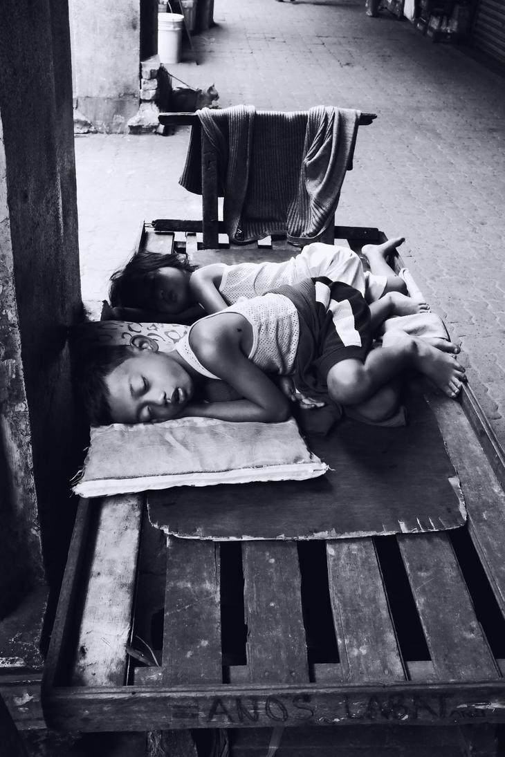 Streets of Manila 03 by Lau888