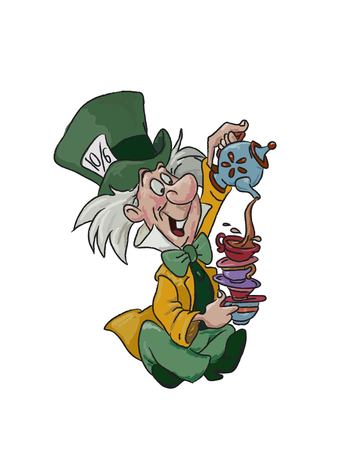 Mad Hatter FROM Alice in Wonderland | Publish with Glogster!