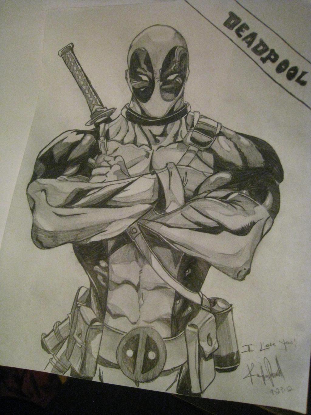Deadpool by xXXxNightShadexXXx