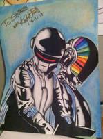Daft Punk by xXXxNightShadexXXx