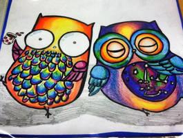 Owls! by xXXxNightShadexXXx