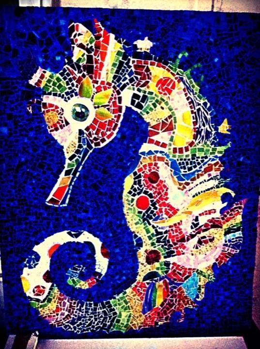Seahorse by xXXxNightShadexXXx