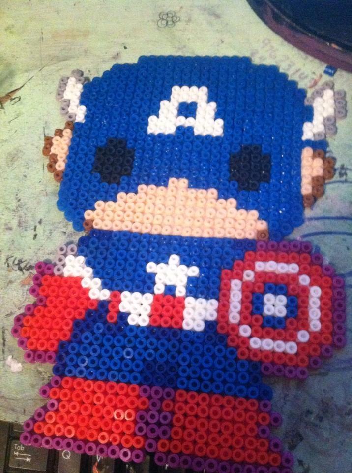 Captain America by xXXxNightShadexXXx