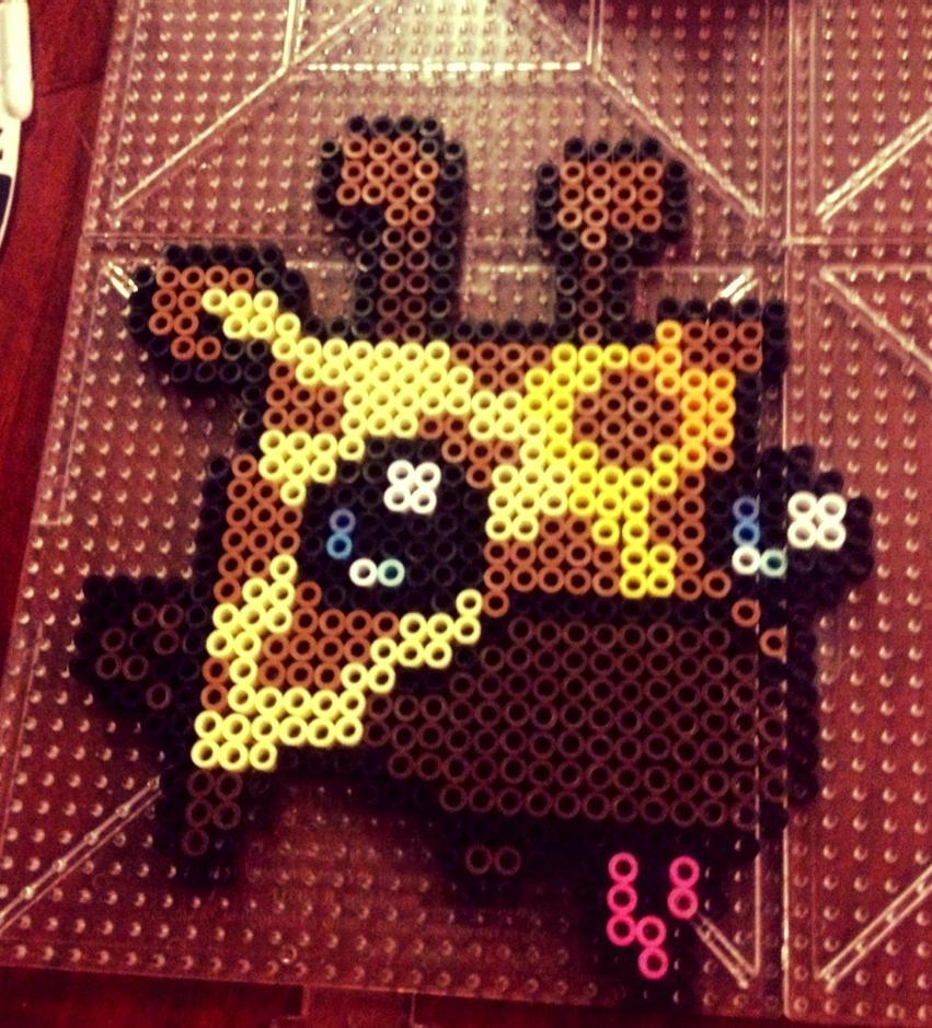 Giraffe :D Castle Crashers by xXXxNightShadexXXx