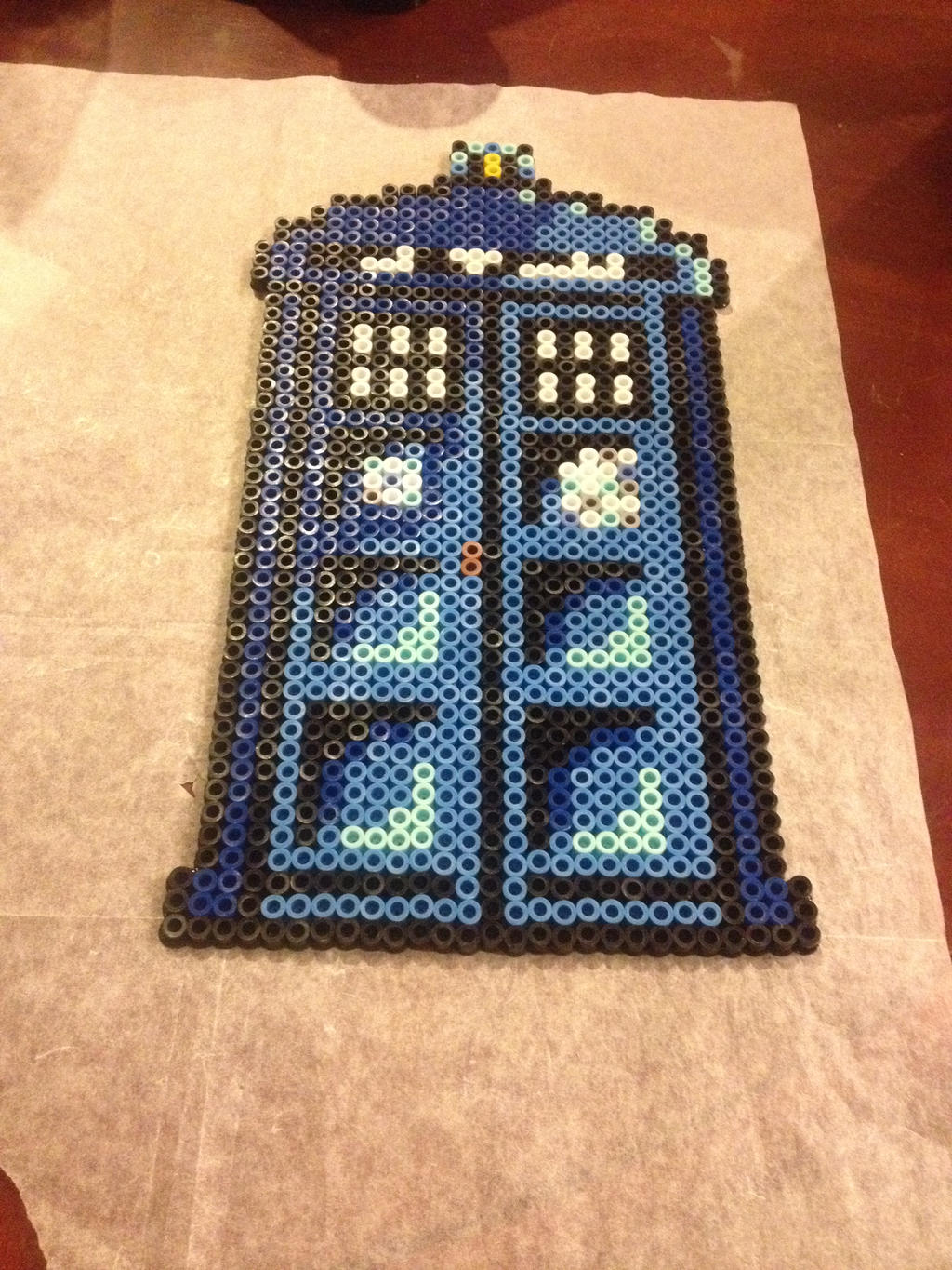 DID SOMEONE SAY TARDIS by xXXxNightShadexXXx