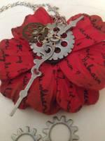 Clockwork Blossom by xXXxNightShadexXXx