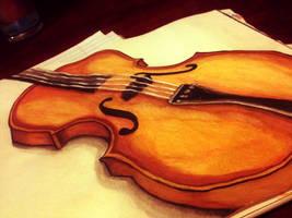 Viola finished ~! by xXXxNightShadexXXx
