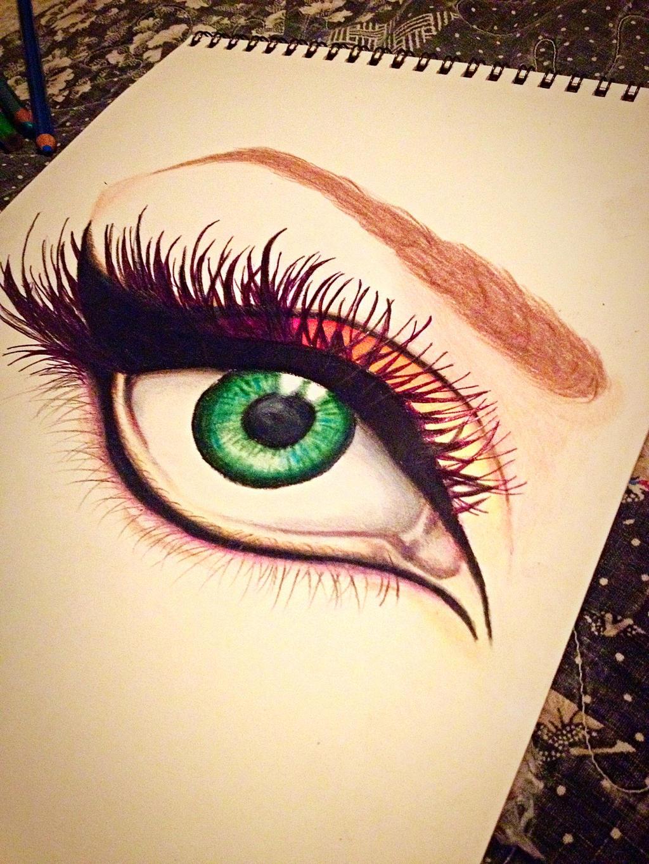 Eye See You by xXXxNightShadexXXx