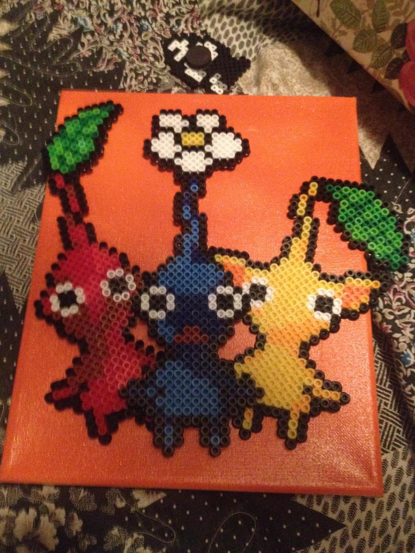 Pikmin! :3 by xXXxNightShadexXXx