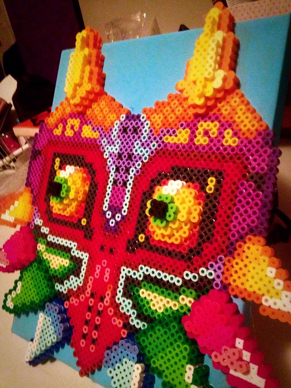 Majora's Mask Revamp by xXXxNightShadexXXx