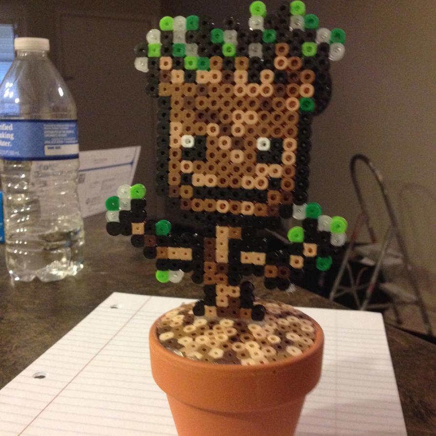 I am Groot :D by xXXxNightShadexXXx