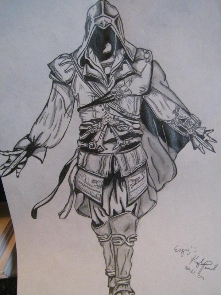 Assassin's Creed by xXXxNightShadexXXx