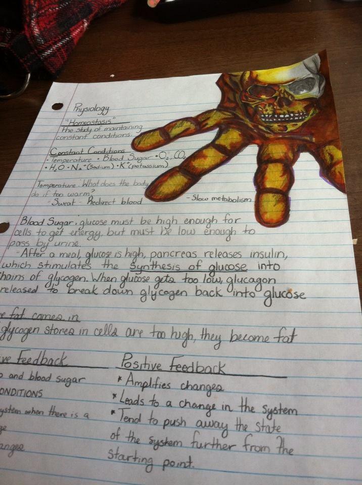 More of my Notes! by xXXxNightShadexXXx