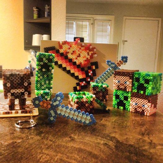 Minecraft Mania! by xXXxNightShadexXXx