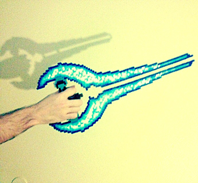 Energy Sword- Halo by xXXxNightShadexXXx