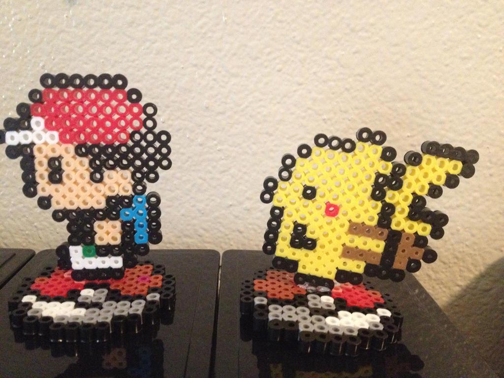 Ash and Pikachu by xXXxNightShadexXXx