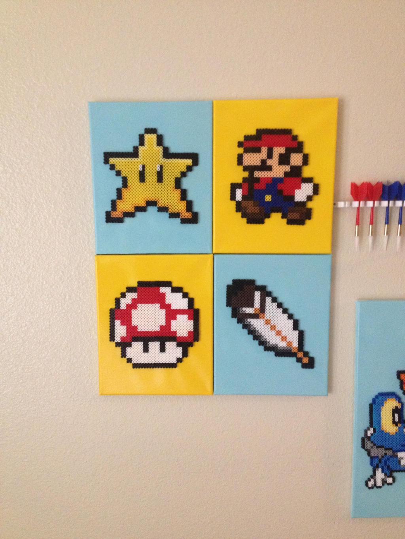 Mario Set by xXXxNightShadexXXx