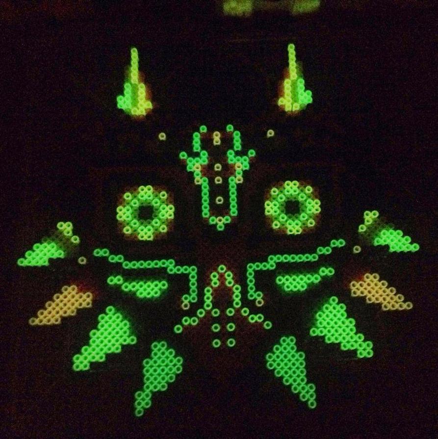 Majora's Mask Glowing 2 by xXXxNightShadexXXx