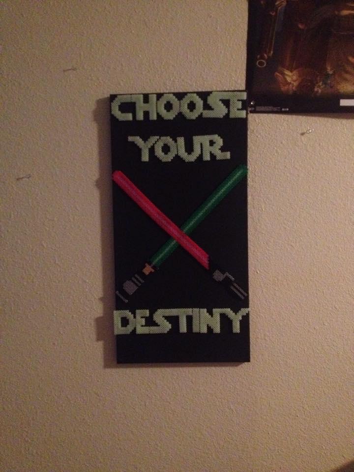 Star Wars Glowing 2: Daylight by xXXxNightShadexXXx