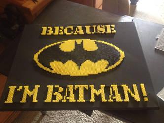 Because, I'm BATMAN! by xXXxNightShadexXXx