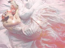 Belle au bois Dormant by ChisSweetArt