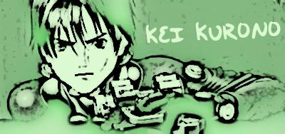 Kei Kurono style by Kokuroshiro