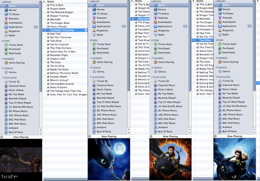 how to train your dragon ost itunes