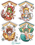 Fairy Tale Vocaloids comes out from books