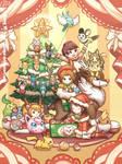 Merry Christmas with Pokemon!