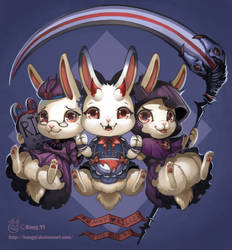 The best bunny killers