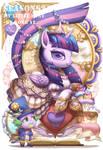 [Publicize]Seasons2-Princess Twilight and spike